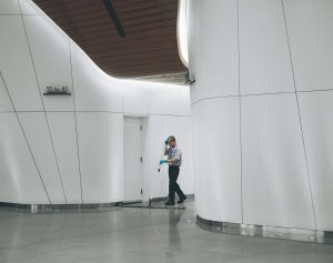 commercial cleaning services toronto office