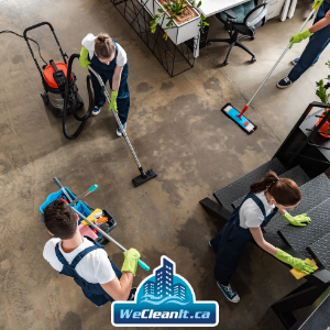 professional office cleaning company toronto