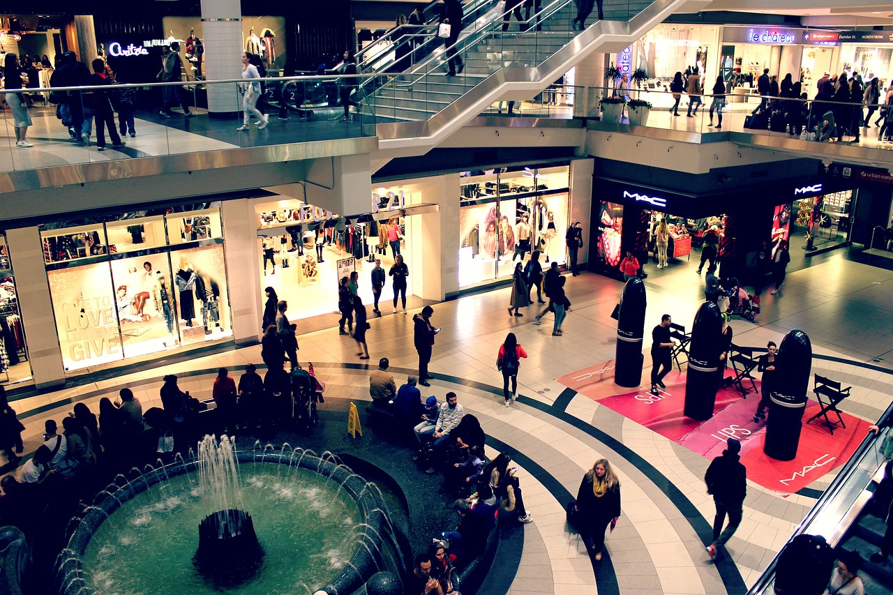 retail cleaning services toronto and surrounding area eaton centre